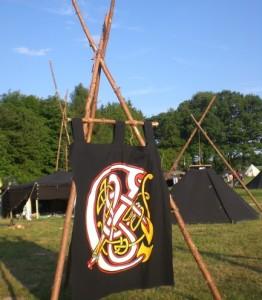Unser Stammes-Banner